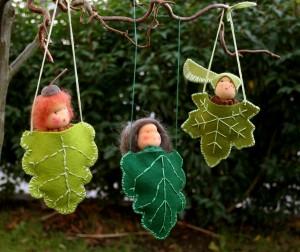 Blätterkinder