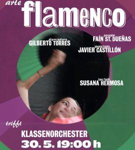 "30.5.18: 10b und ""Art Flamenco"""