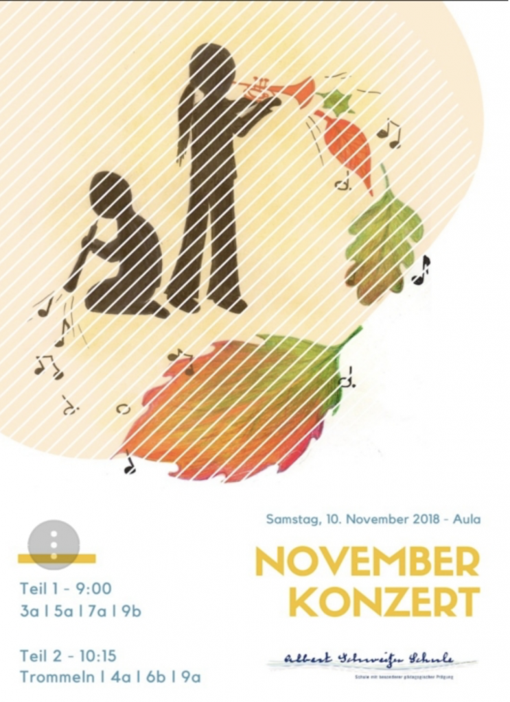 10.11. Novemberkonzert