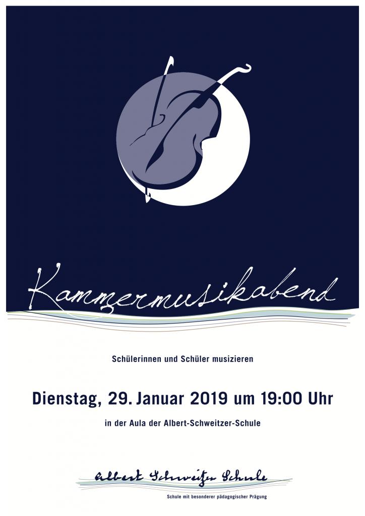 29.01.2019 Kammermusikabend